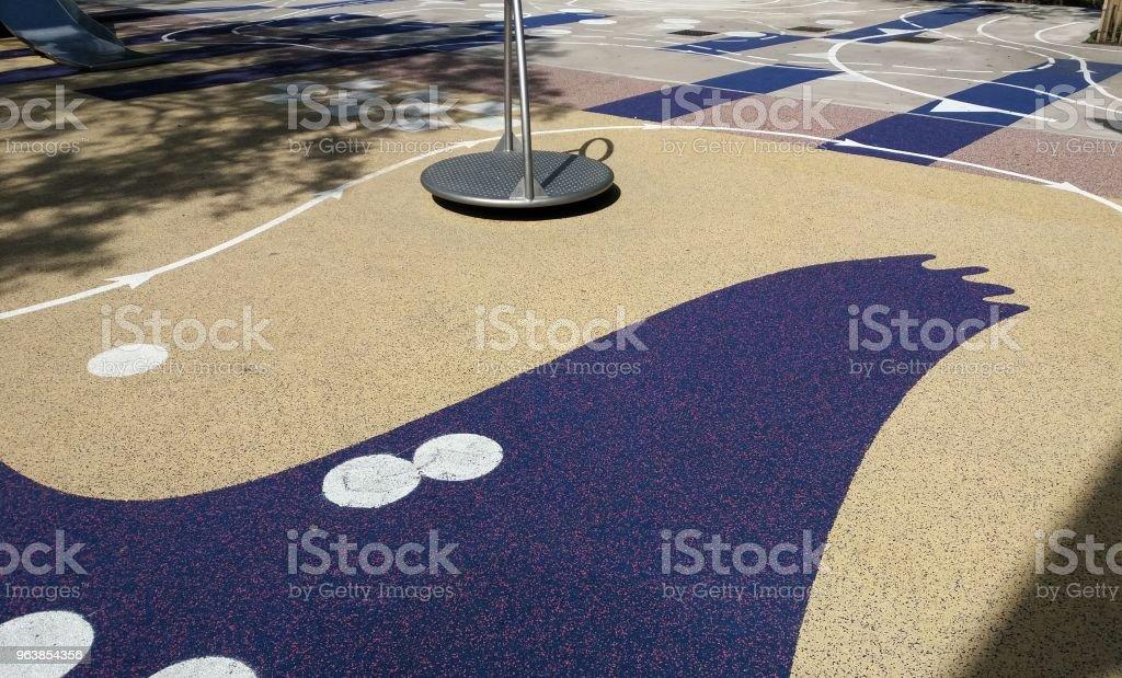 Playground - Royalty-free Beige Stock Photo