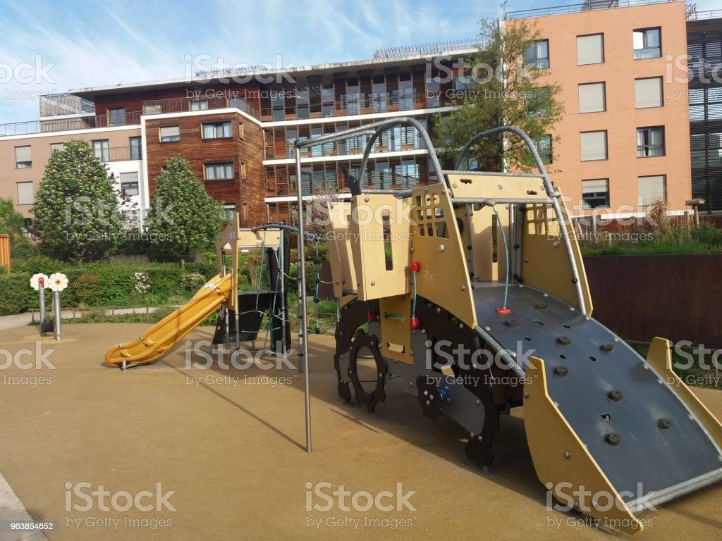 Playground - Royalty-free Architecture Stock Photo