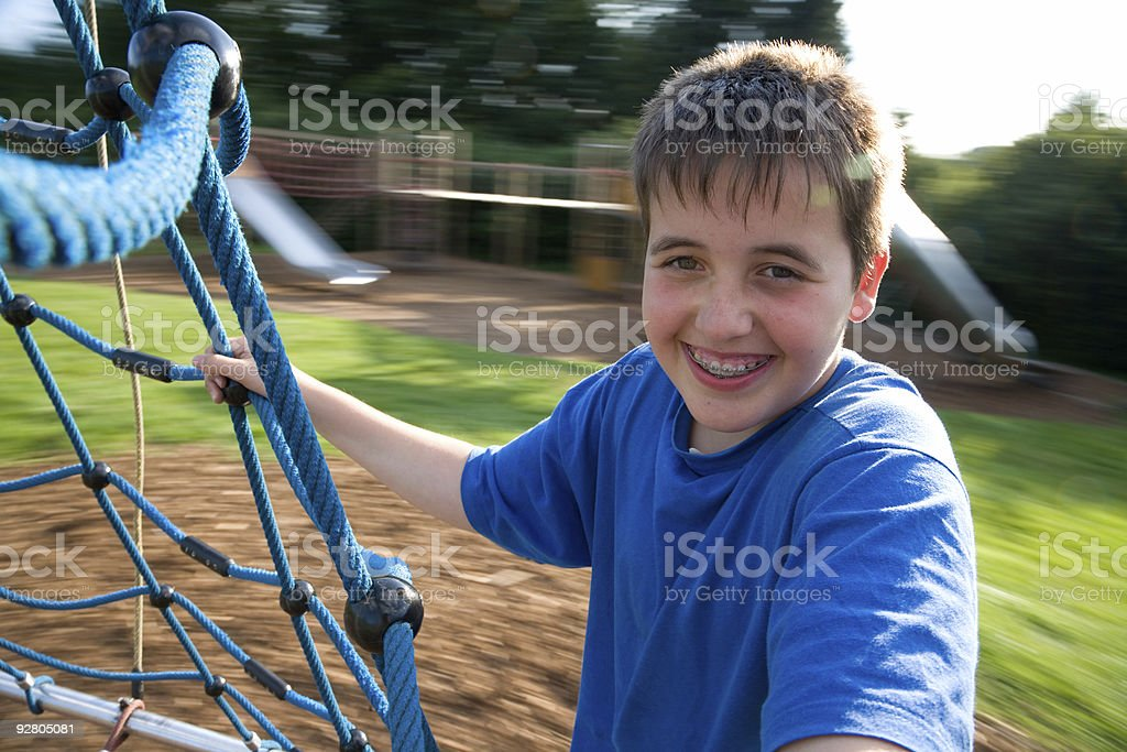 Playground Series: Vertigo royalty-free stock photo