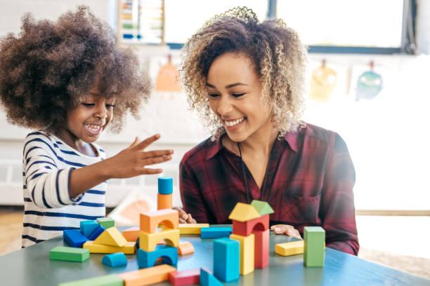 Jouer et apprendre - Photo