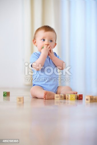 489225417istockphoto Playing at home 489268365