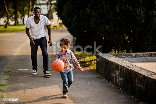 889172928istockphoto Playing at the park. 919608052