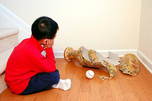 Jeu de ballon à la maison - Photo