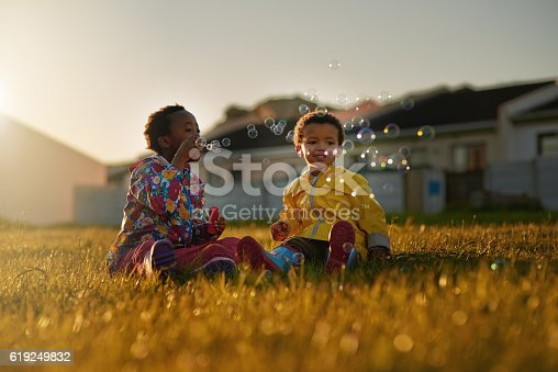 1091098220 istock photo Playing better with bubbles 619249832