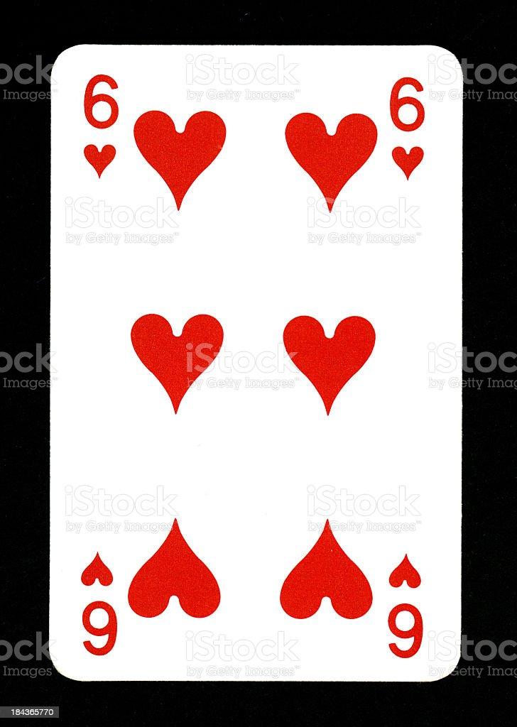 играть карты шестерка