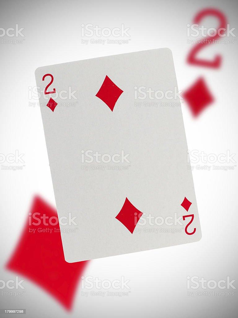 게임하기 카드, royalty-free 스톡 사진