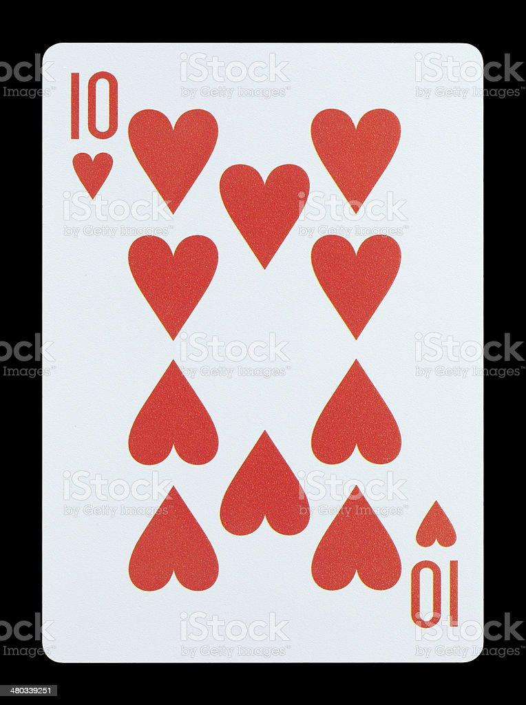 карточная игра десятка