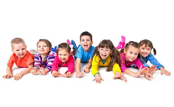 Jouant les enfants - Photo