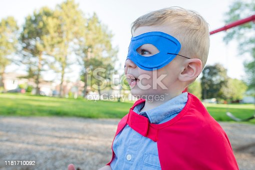 516318379 istock photo Playing Dress up 1181710092
