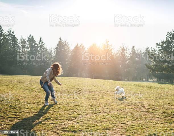 Playing fetch with her dog picture id635988464?b=1&k=6&m=635988464&s=612x612&h=pu7pv7qqcxjuvqwbeatugk2exoppfaziecdgsrq9hae=