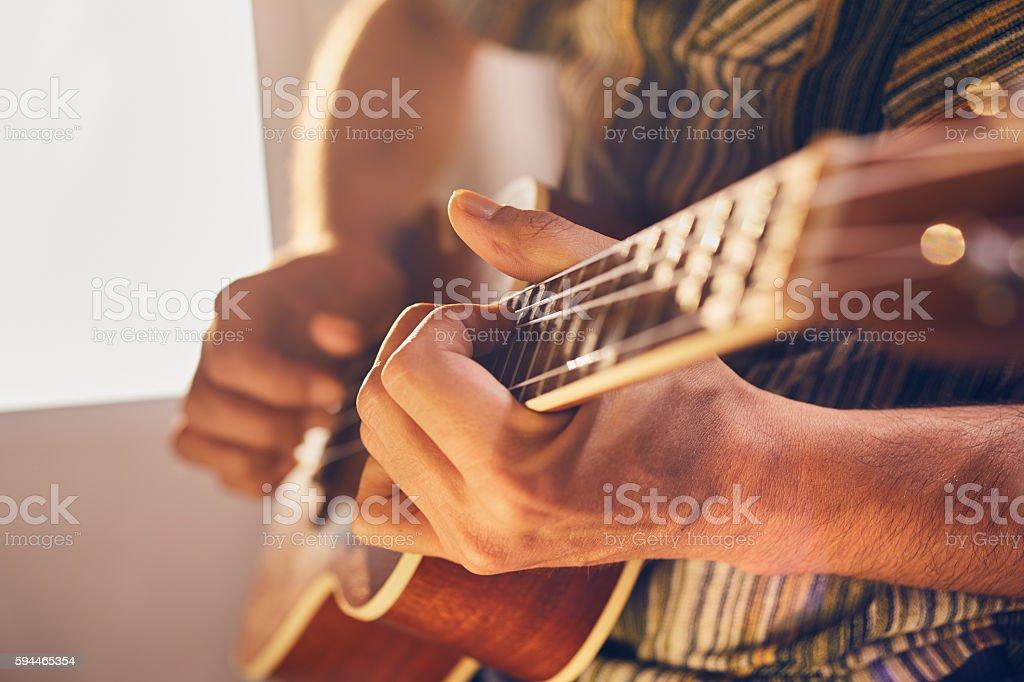playing Musik – Foto