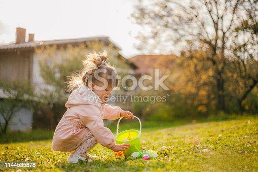 Serbia, Easter, Child, Easter Egg Hunt, Easter Egg, Sunrise, Girls