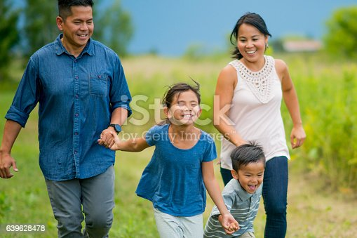 589135214 istock photo Playing Outside on a Spring Day 639628478
