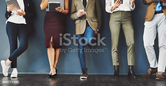 istock Playing the waiting game 858111490