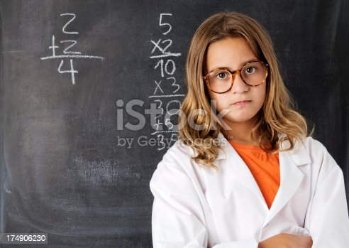 143176157 istock photo Playing to be a teacher 174906230