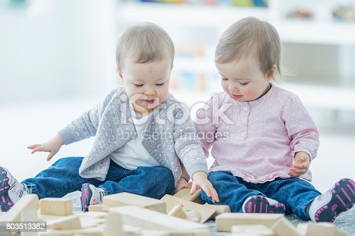 1008826222istockphoto Playing Together 803513382