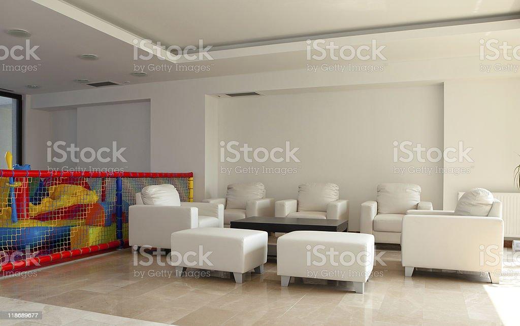 Playroom royalty-free stock photo