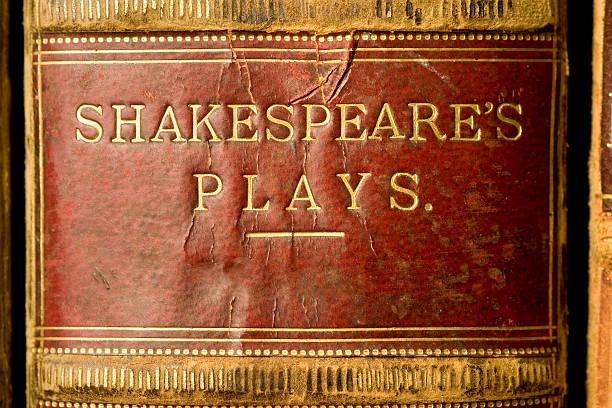 theaterstücke von shakespeare - drehbuchautor stock-fotos und bilder