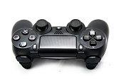 ジョイスティック白に隔てられた PlayStation4