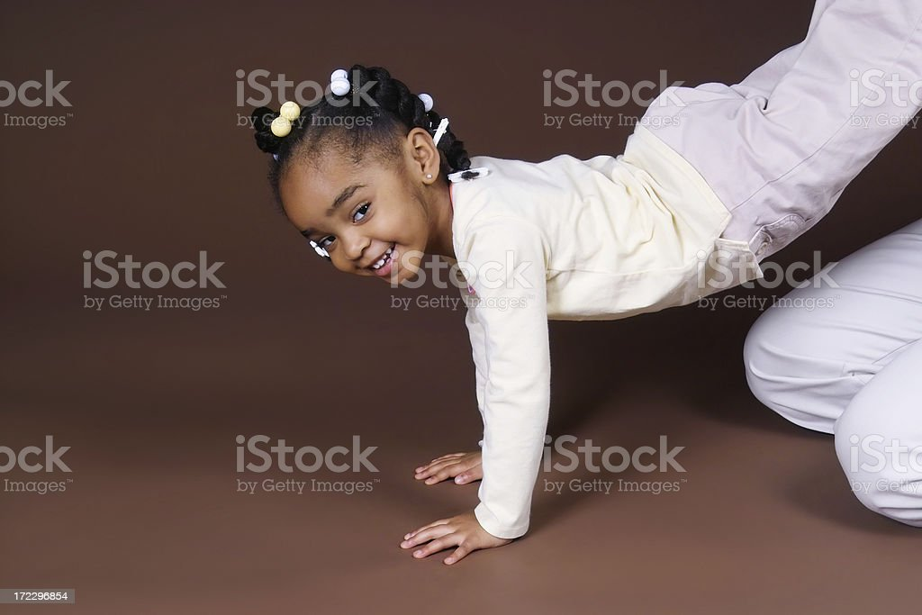Playtime royalty-free stock photo