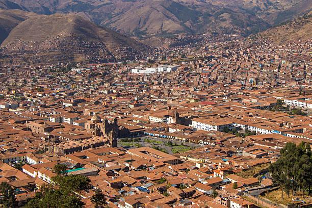 Plaza de Armas in Cusco, Peru – Foto
