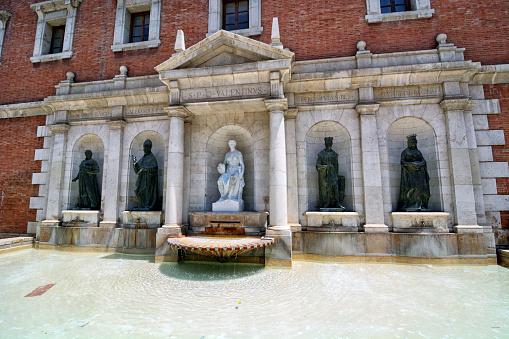 Plaza del Colegio del Patriarca, Valencia