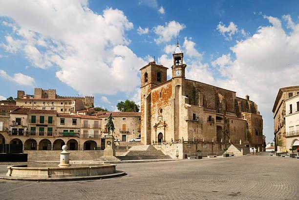 Plaza Mayor in Trujillo – Foto