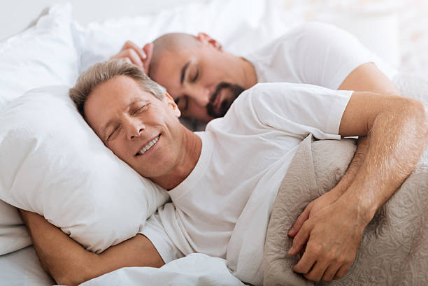 Top 60 Gay Couple In Bed Stock Photos, Pictures, And Images - Istock-2123