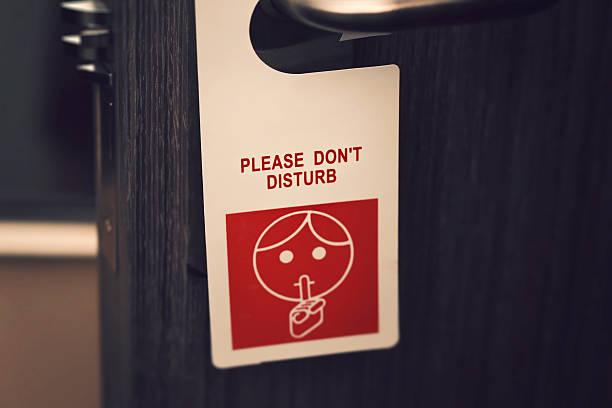 Please don't disturb – Foto
