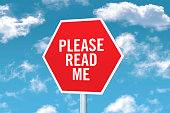Please read me