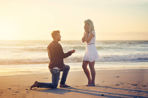 please say that you'll be my wife! - marriage stock photos and pictures