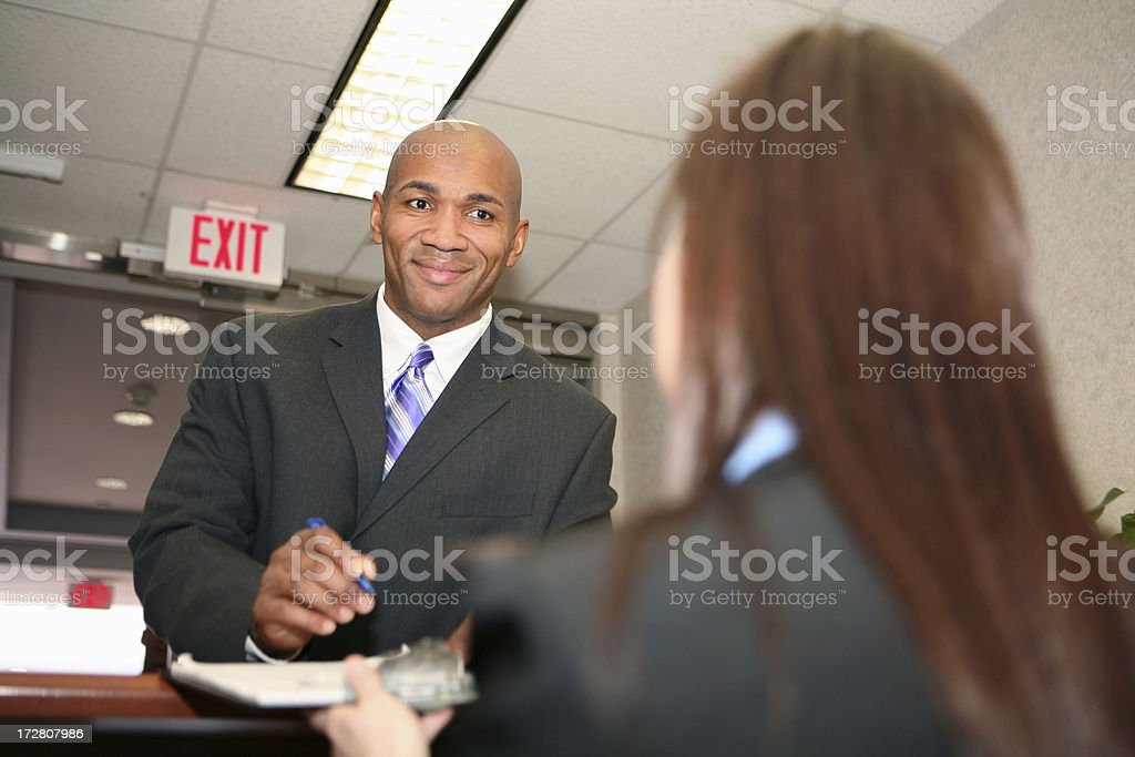 Please Sign In royalty-free stock photo