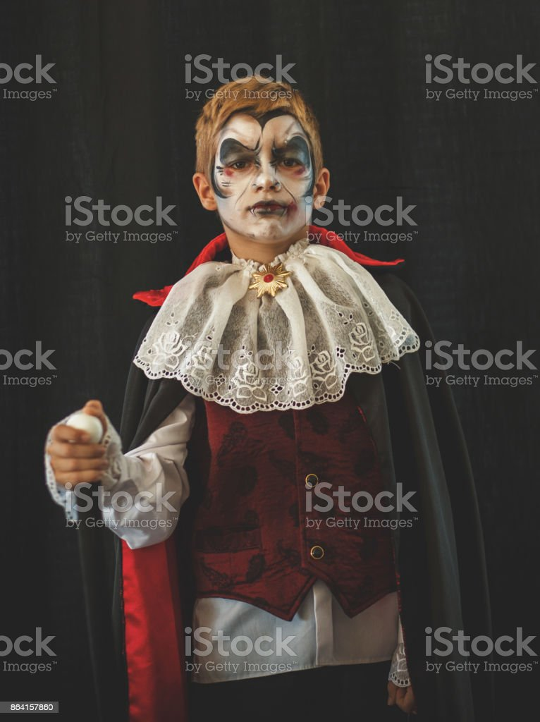 Please, welcome the Count Dracula! royalty-free stock photo
