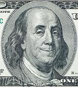 istock Pleased Benjamin Franklin portrait 473066978
