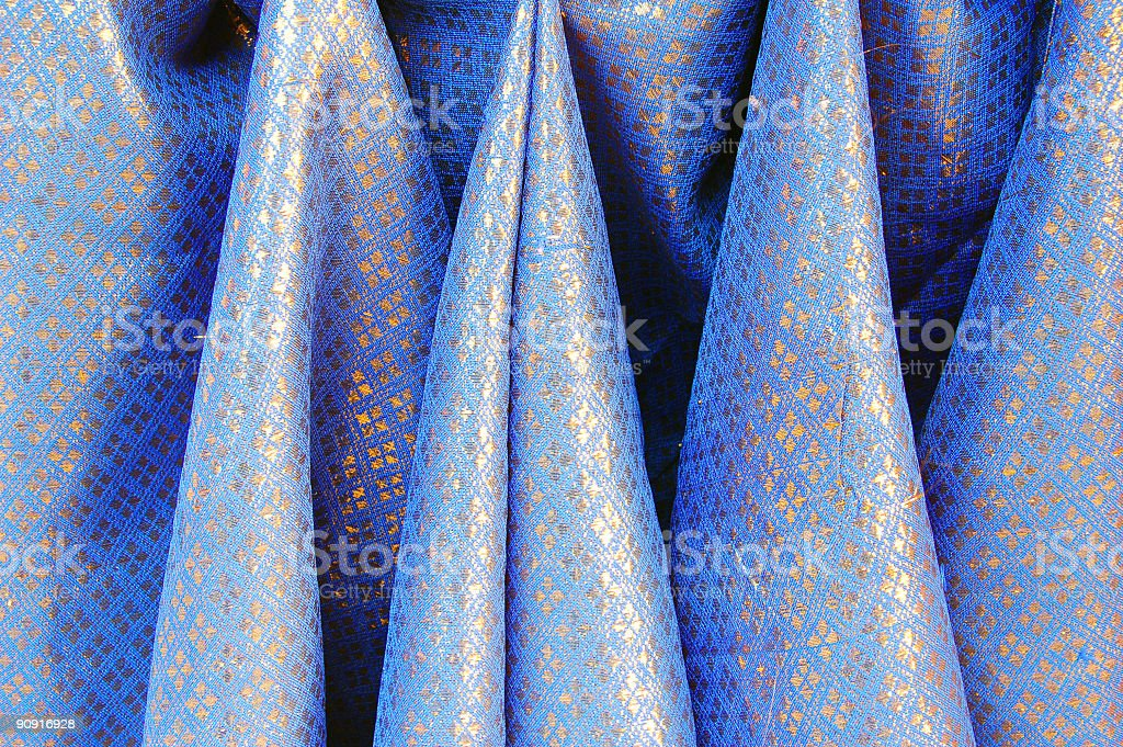 Pleats royalty-free stock photo