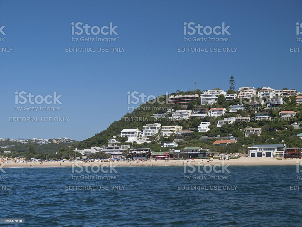 Plettenberg Bay stock photo