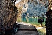 istock Plitvice Lakes National Park, Croatia 1202467050