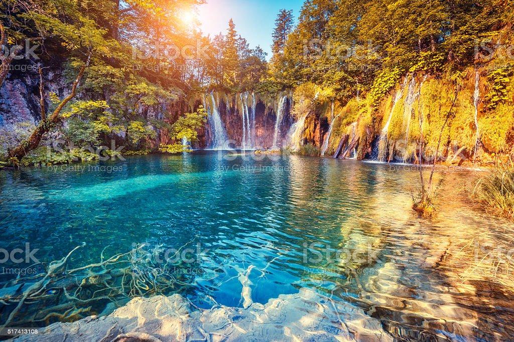 Nationalpark Plitvicer Seen – Foto