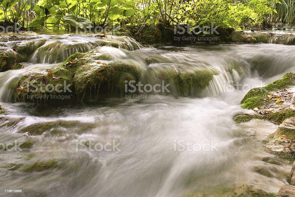 Laghi di Plitvice - foto stock