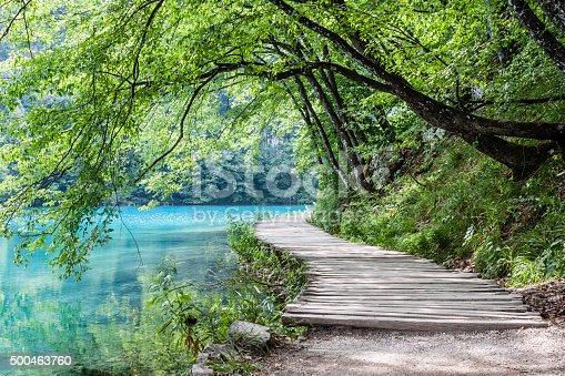 Plitvice national park, Coratia
