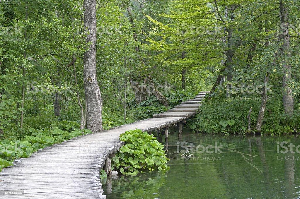 Plitvice royalty-free stock photo