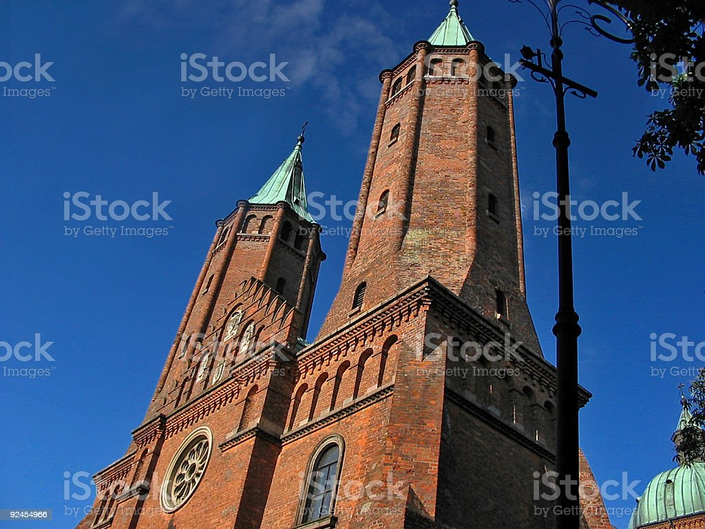 Plock, Poland royalty-free stock photo