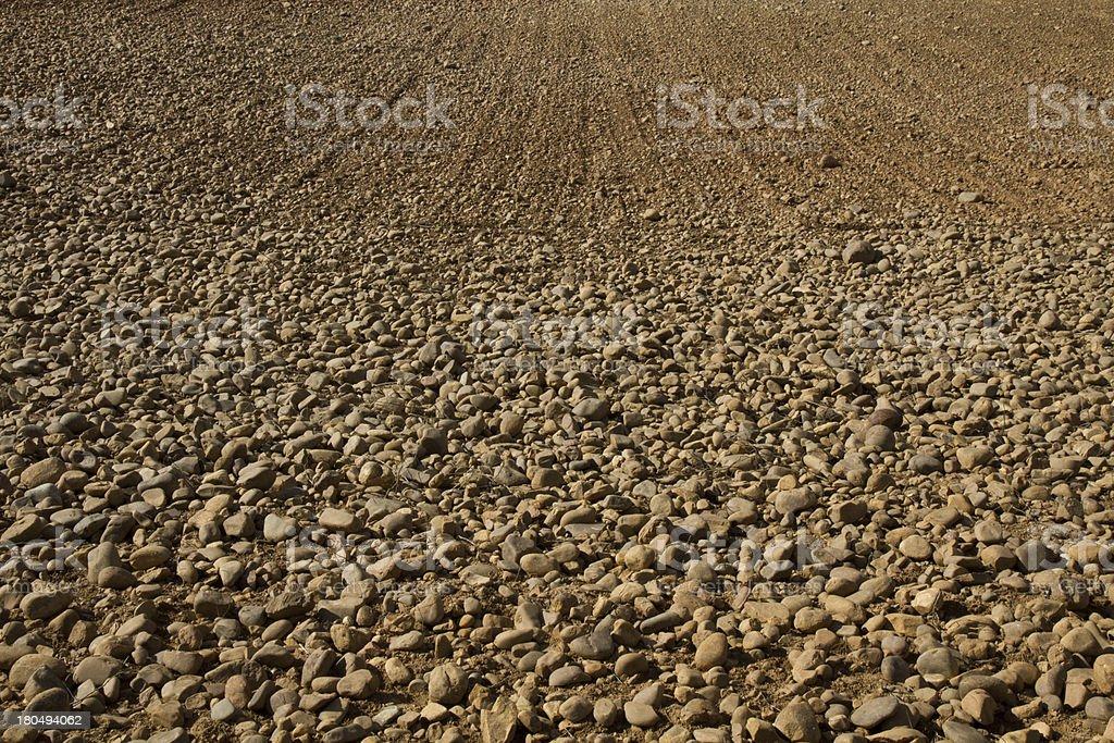 plow - tierra arada royalty-free stock photo