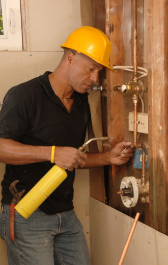 Plumber Stock Photo - Download Image Now