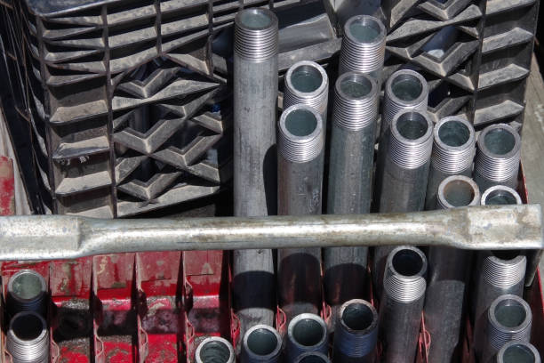 Plumbing Supply stock photo