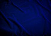 Plush Blue Velvet Fabric