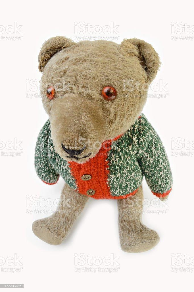 Plush Teddy royalty-free stock photo