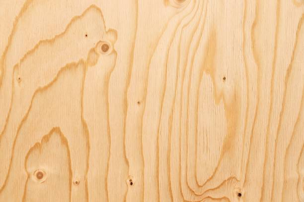 Plywood background texture stock photo