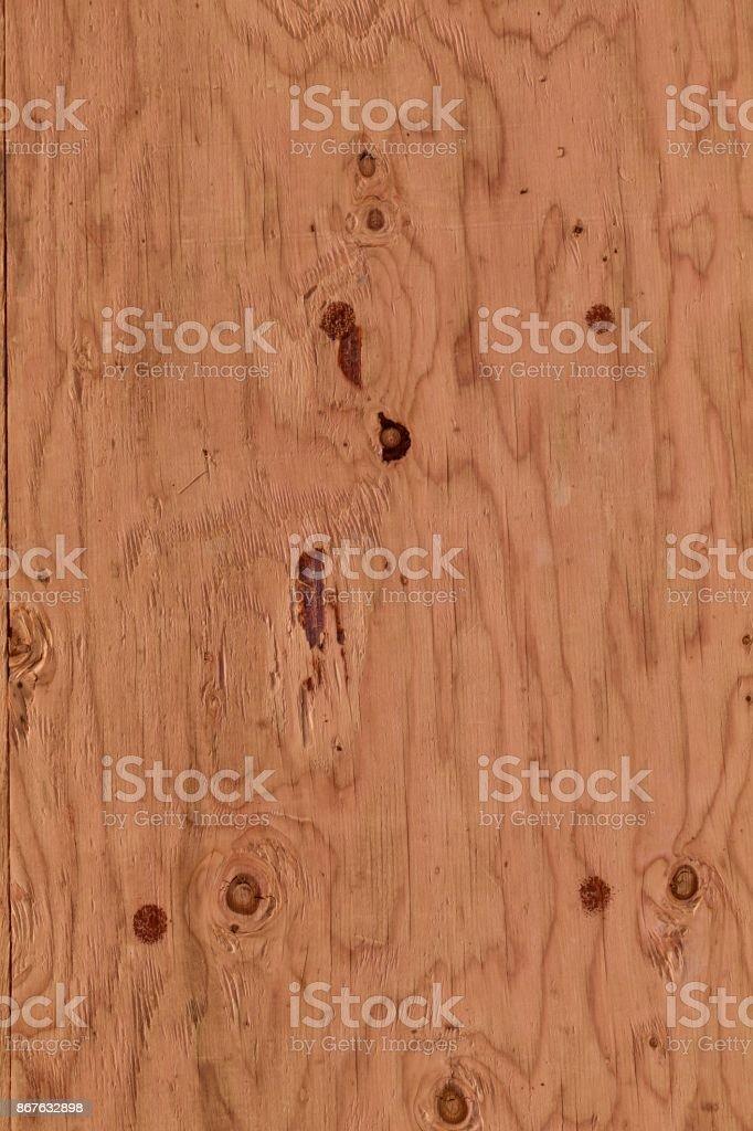 Plywood Knots stock photo