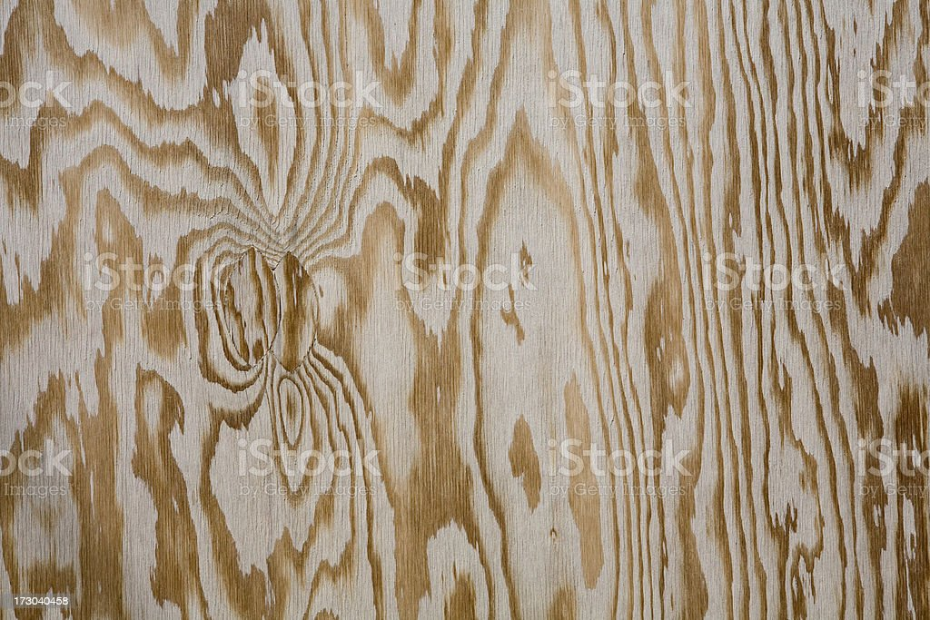 Plywood Paneling As Background Stock Photo - Download Image